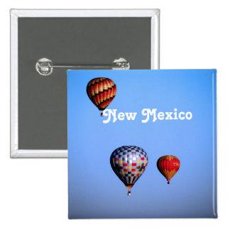 Festival del globo en New México Pins