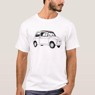 Fiat 500 inspiró la camiseta