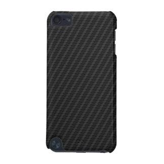 Fibra de carbono funda para iPod touch 5