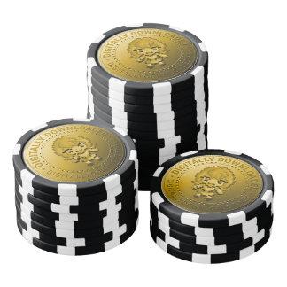 ¡Fichas de póker de DDNet! Juego De Fichas De Póquer