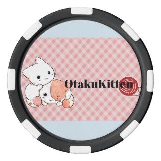 Fichas de póker de OtakuKitten