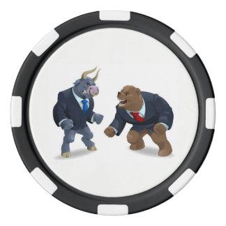 Fichas de póker fichas de póquer