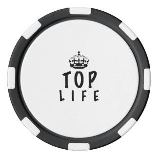 Fichas de póker TopLife