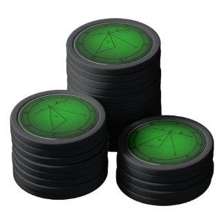 Fichas De Póquer Microprocesadores de la magia de Sigil