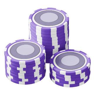 Fichas De Póquer Puntos de LilacInPurple