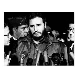 Fidel Castro 1959 Postal