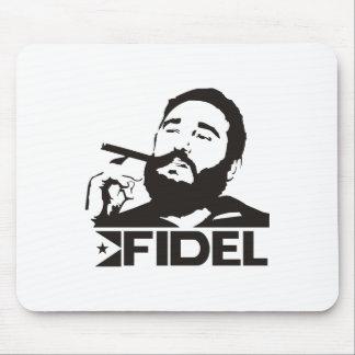 Fidel Castro Alfombrilla De Ratón