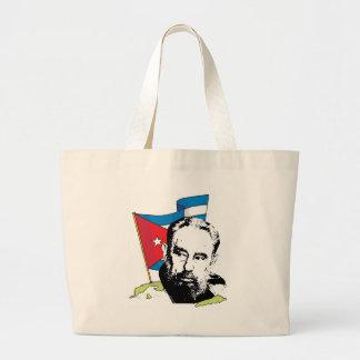 Fidel Castro Bolsa Tela Grande