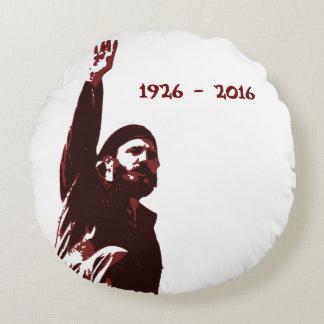 Fidel Castro Cojín Redondo