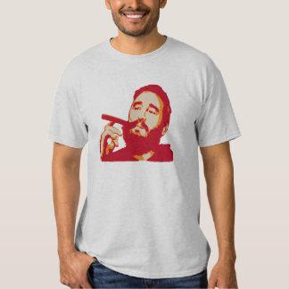 Fidel Castro Cuba Camisas