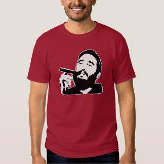 Fidel Castro Cuba Camisetas