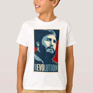 Fidel Castro - presidente cubano de la revolución Camiseta