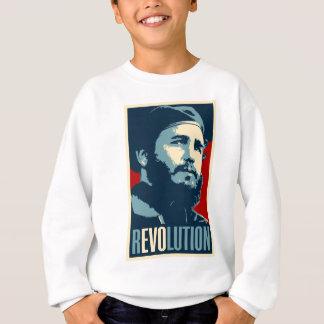 Fidel Castro - presidente cubano de la revolución Sudadera