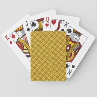 fiebre del oro barajas de cartas