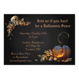 Fiesta adulto de Halloween Invitación 12,7 X 17,8 Cm