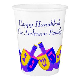 Fiesta colorido de los adultos o de los niños de vaso de papel