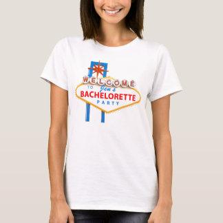 Fiesta de Bachelorette de Jen Camiseta
