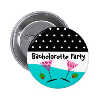 Fiesta de Bachelorette del lunar Pin