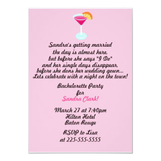 Fiesta de Bachelorette Anuncios Personalizados