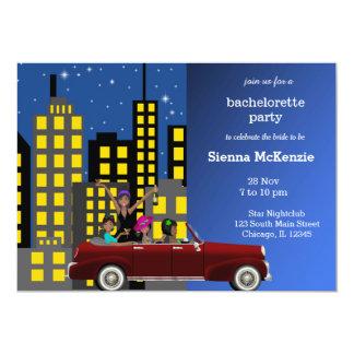 Fiesta de Bachelorette Invitación
