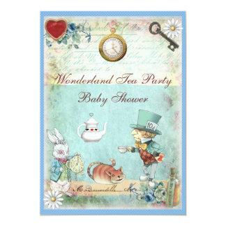 Fiesta de bienvenida al bebé enojada de la fiesta invitación 12,7 x 17,8 cm