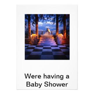 fiesta de bienvenida al bebé comunicados personales