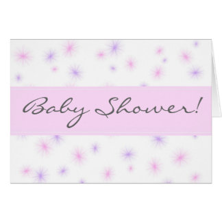 ¡Fiesta de bienvenida al bebé! Felicitaciones