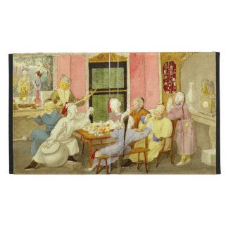 Fiesta de cena 1860