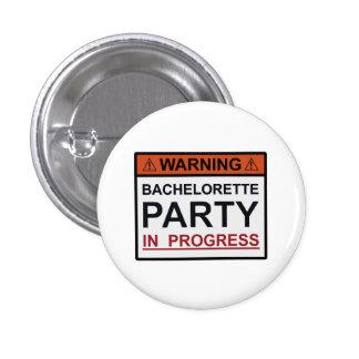Fiesta de cuidado de Bachelorette en curso Pins