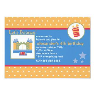 Fiesta de cumpleaños de la casa de la despedida de invitación 12,7 x 17,8 cm