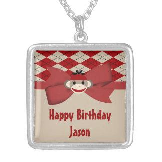 Fiesta de cumpleaños de la guinga del muchacho del pendientes personalizados