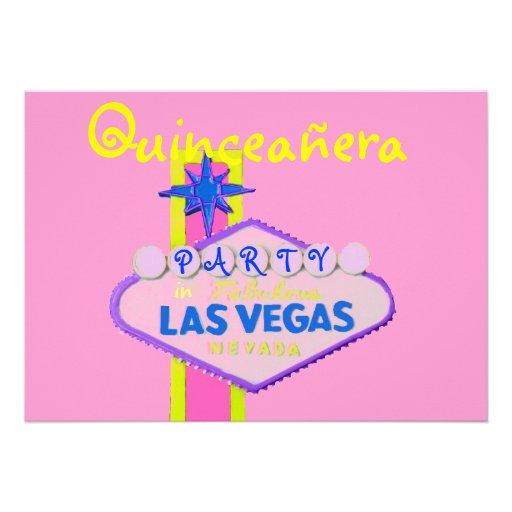 Fiesta de cumpleaños de Quinceañera en Las Vegas Anuncios
