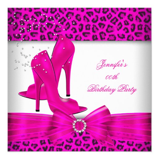 Pamper Party Invitation as best invitation design