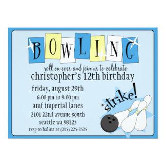 Fiesta de cumpleaños totalmente retra de los bolos invitación 16,5 x 22,2 cm