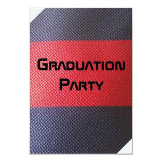 Fiesta de graduación invitación 8,9 x 12,7 cm