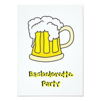 Fiesta de la cerveza de Bachelorette Comunicados