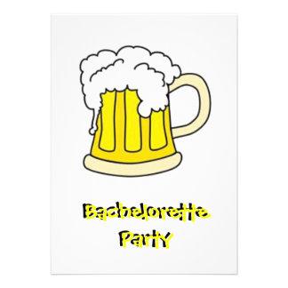 Fiesta de la cerveza de Bachelorette