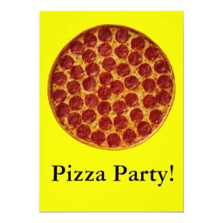 Fiesta de la pizza anuncios