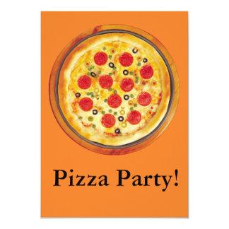 Fiesta de la pizza comunicados