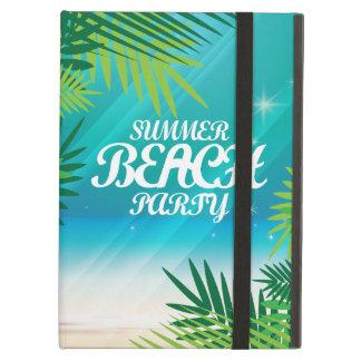 Fiesta de la playa del verano