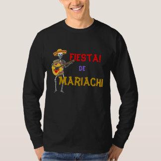 ¡Fiesta! de Mariachi, la camiseta de los hombres