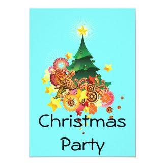 Fiesta de Navidad Anuncio Personalizado