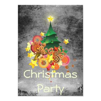 Fiesta de Navidad Invitacion Personalizada