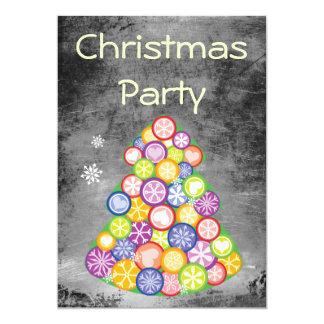 Fiesta de Navidad Invitación Personalizada