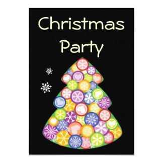 Fiesta de Navidad Invitación