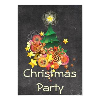 Fiesta de Navidad Invitaciones Personalizada