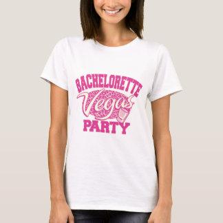 Fiesta de Vegas Bachelorette Camiseta