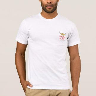 Fiesta de Viking Longship Camiseta