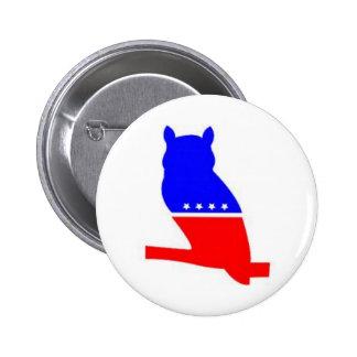 Fiesta de Whig moderno Pins