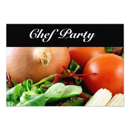 Fiesta del cocinero comunicados personales